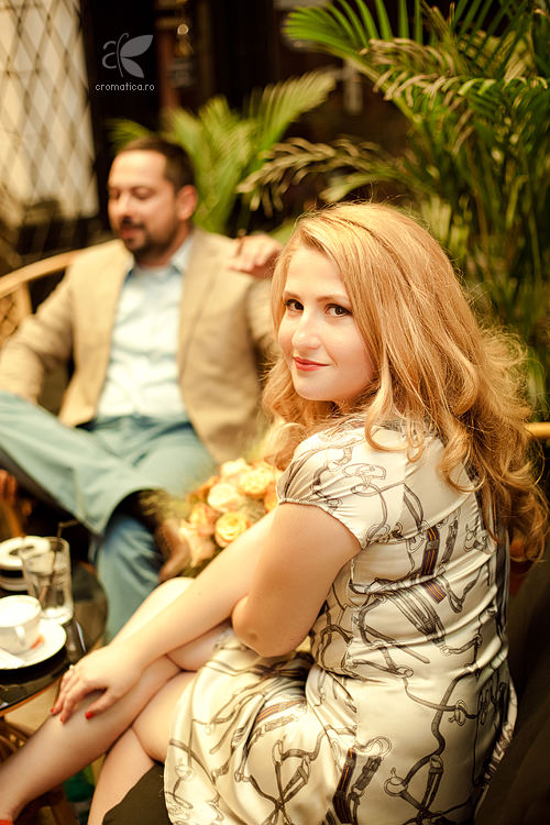 Anca si Mihnea - Sedinta foto inainte de nunta