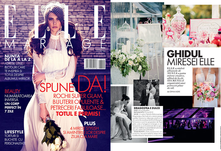 Cromatica in Elle Mariage (1)
