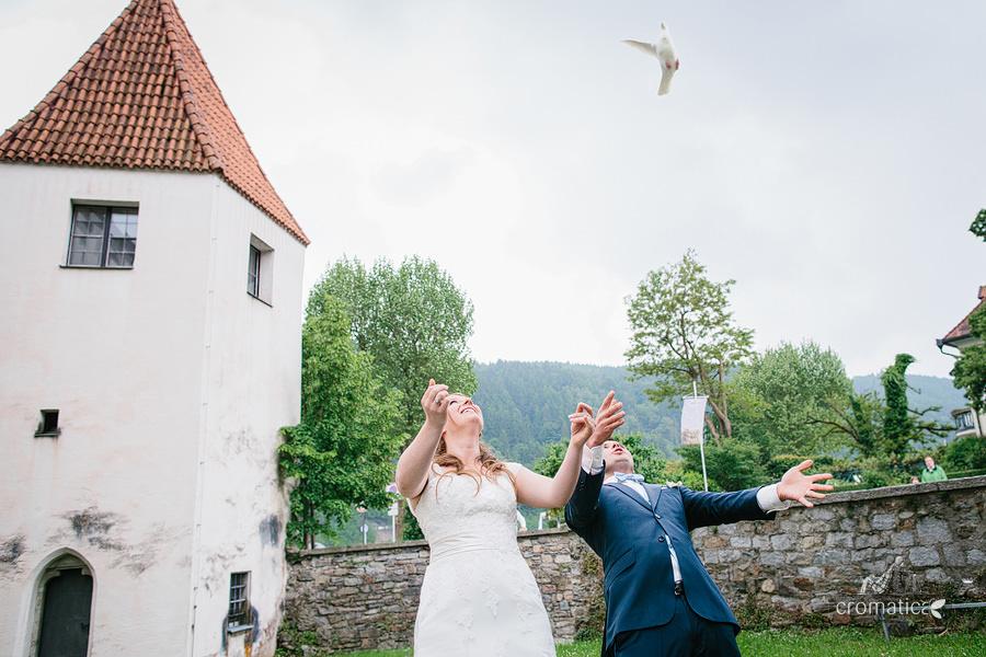 Fotografii nunta Passau, Germania - Maria + Daniel (89)