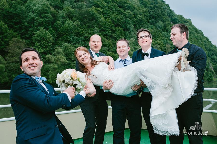Fotografii nunta Passau, Germania - Maria + Daniel (103)