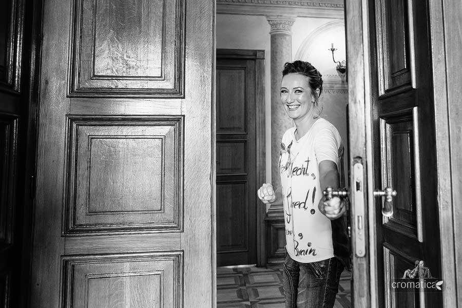 Cristina + Cornel - Nunta la Palatul Ghika (1)