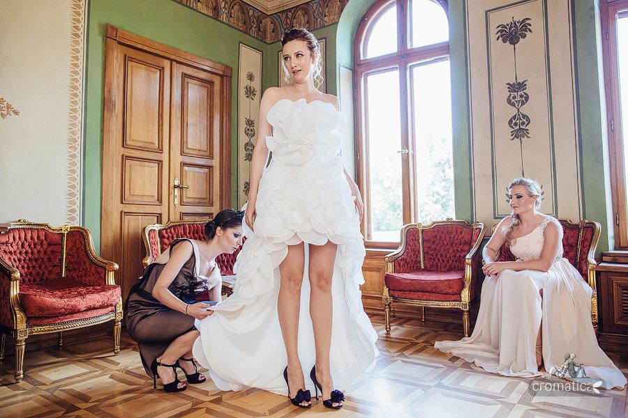 Cristina + Cornel - Nunta la Palatul Ghika (6)