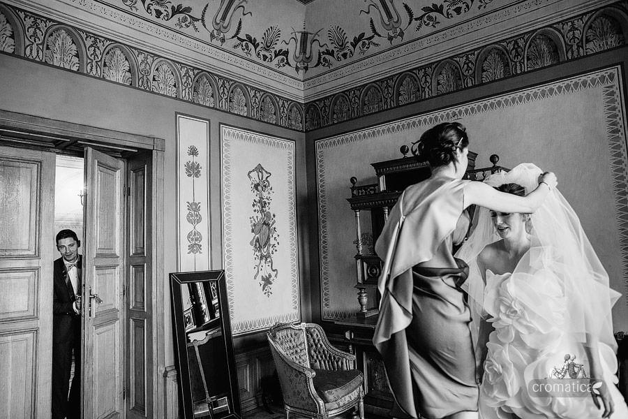 Cristina + Cornel - Nunta la Palatul Ghika (9)