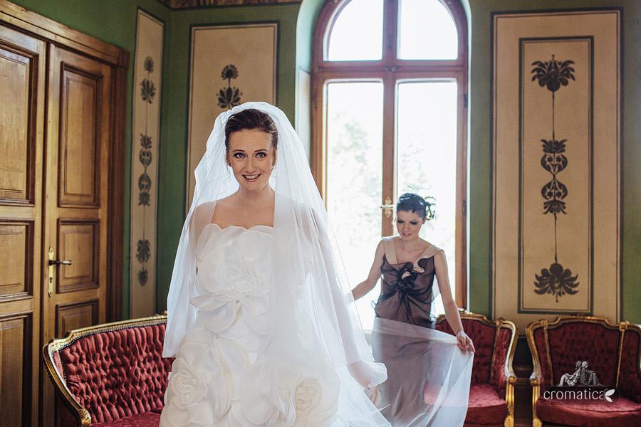 Cristina + Cornel - Nunta la Palatul Ghika (10)