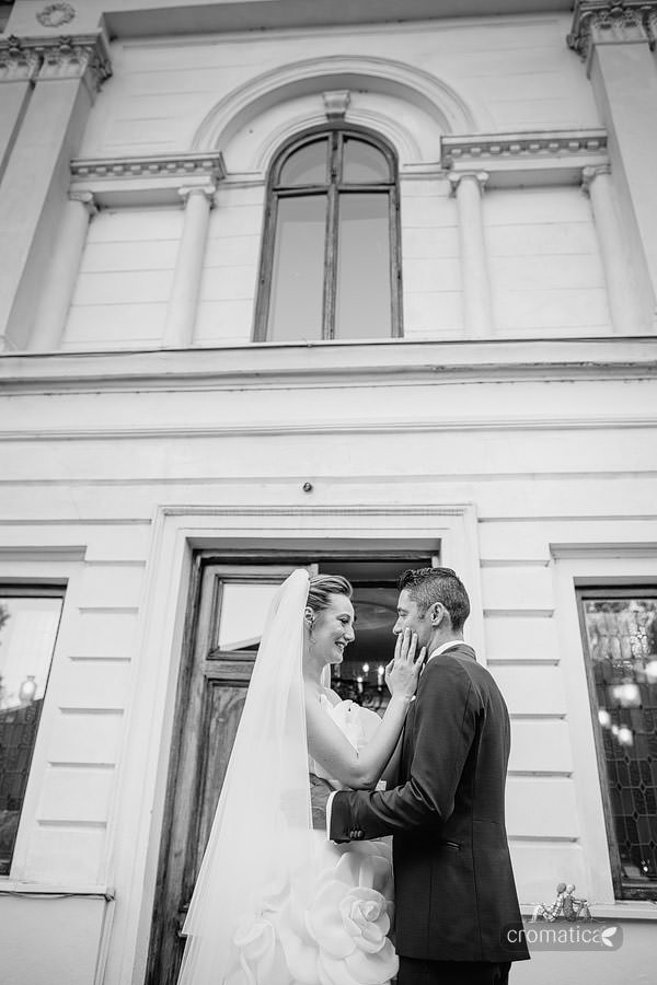 Cristina + Cornel - Nunta la Palatul Ghika (13)