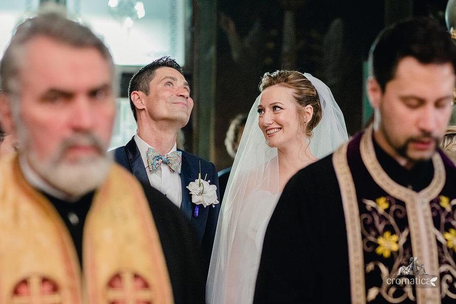 Cristina + Cornel - Nunta la Palatul Ghika (16)