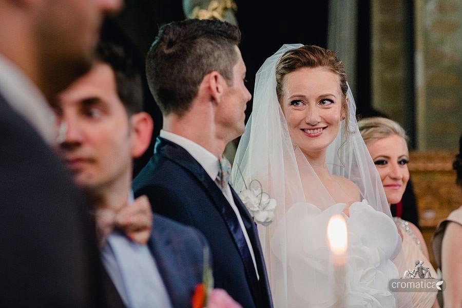 Cristina + Cornel - Nunta la Palatul Ghika (17)