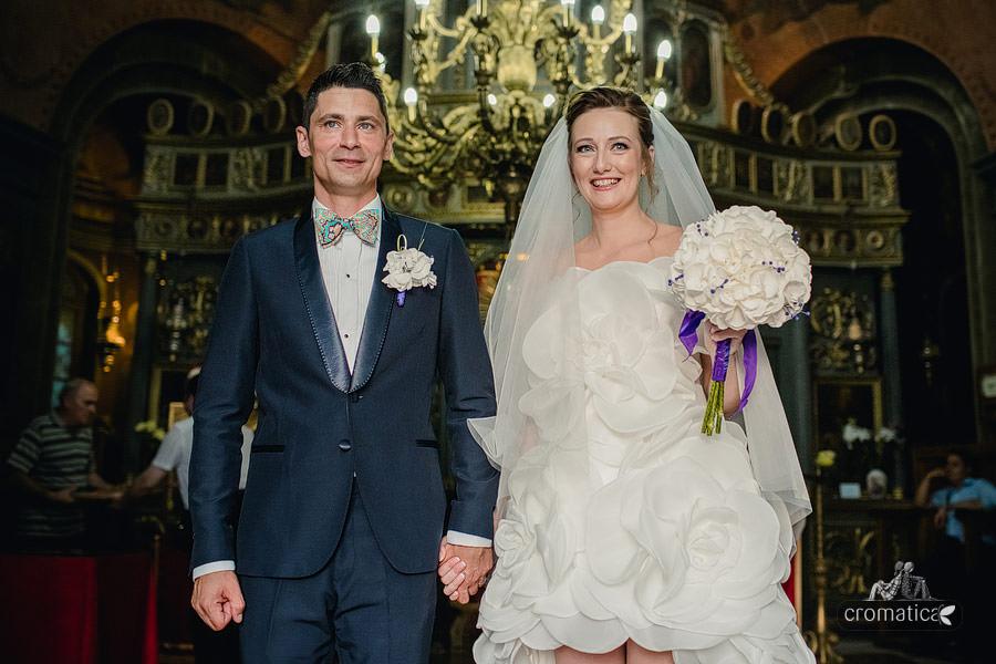 Cristina + Cornel - Nunta la Palatul Ghika (20)