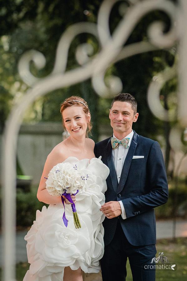 Cristina + Cornel - Nunta la Palatul Ghika (27)