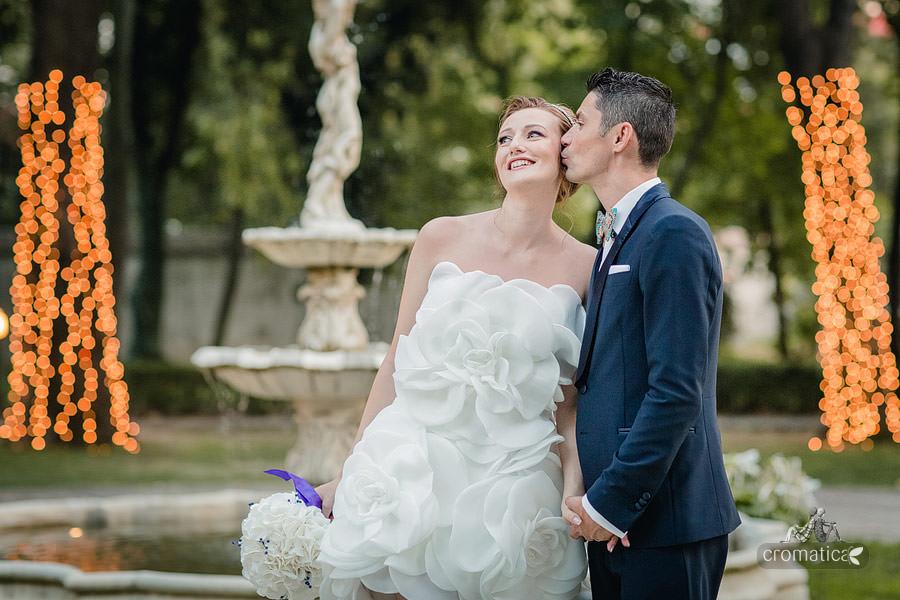 Cristina + Cornel - Nunta la Palatul Ghika (28)