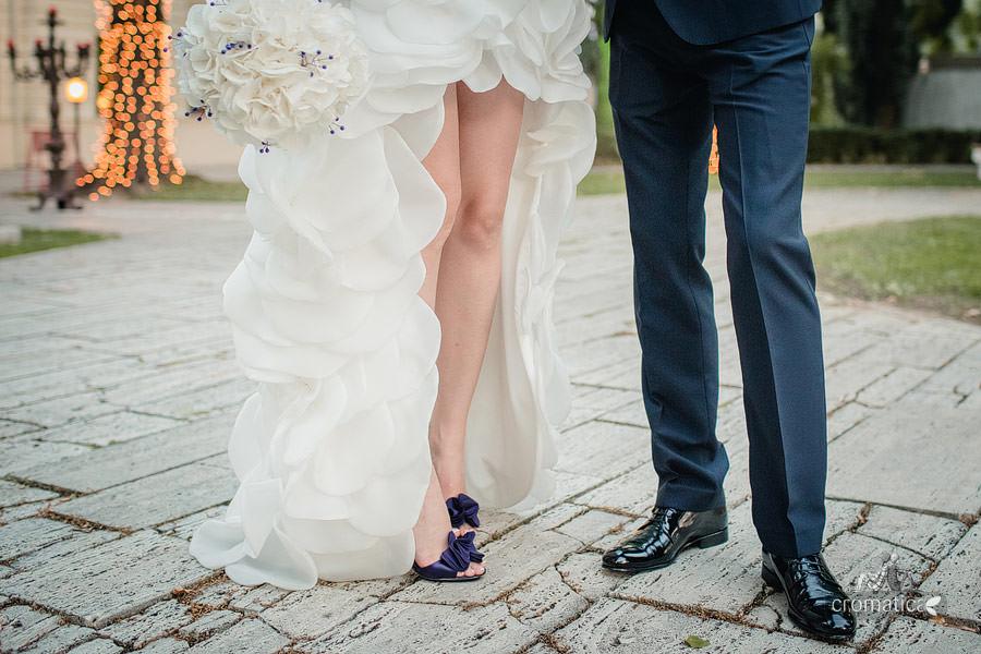 Cristina + Cornel - Nunta la Palatul Ghika (29)