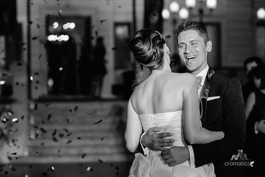 Cristina + Cornel - Nunta la Palatul Ghika (35)