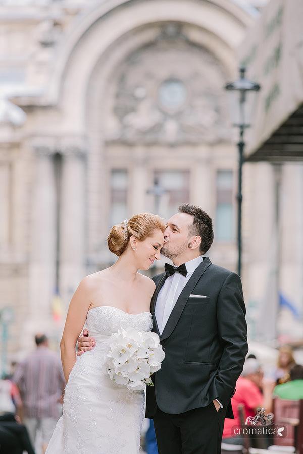 Ana + Rares - Fotografii nunta Bucuresti (12)