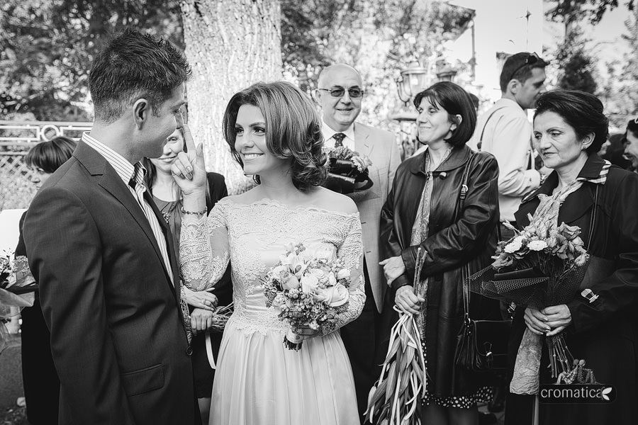 Alexandra + Bogdan - Fotografii nunta Bucuresti (1)