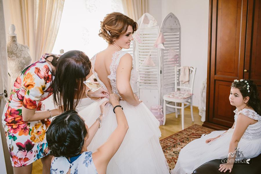 Alexandra + Bogdan - Fotografii nunta Bucuresti (11)
