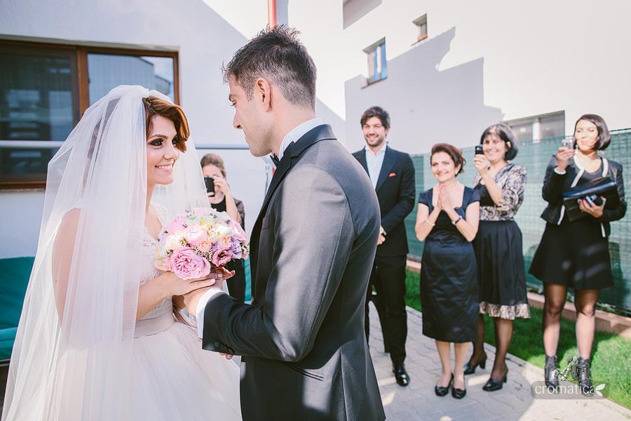 Alexandra + Bogdan - Fotografii nunta Bucuresti (15)