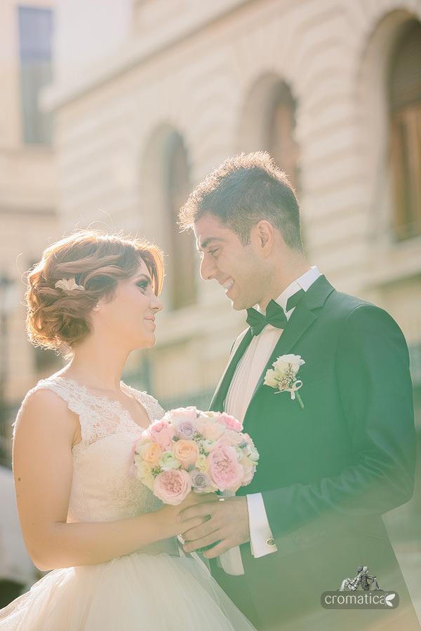 Alexandra + Bogdan - Fotografii nunta Bucuresti (16)