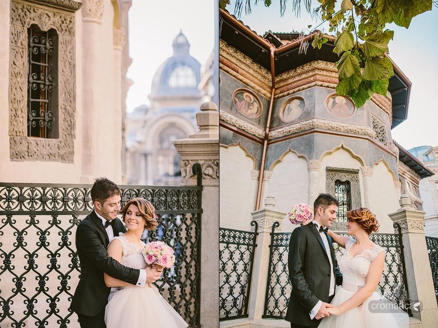 Alexandra + Bogdan - Fotografii nunta Bucuresti (17)