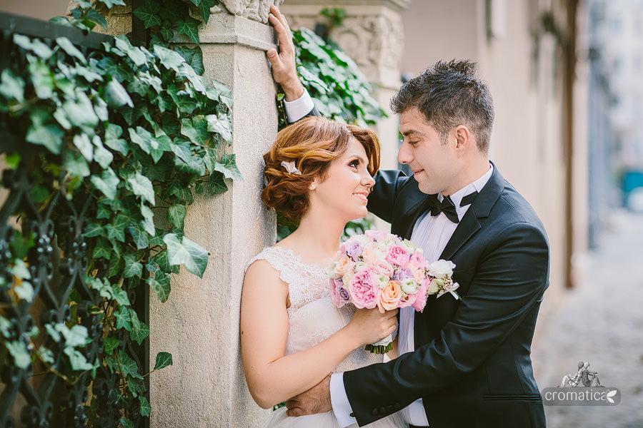 Alexandra + Bogdan - Fotografii nunta Bucuresti (18)