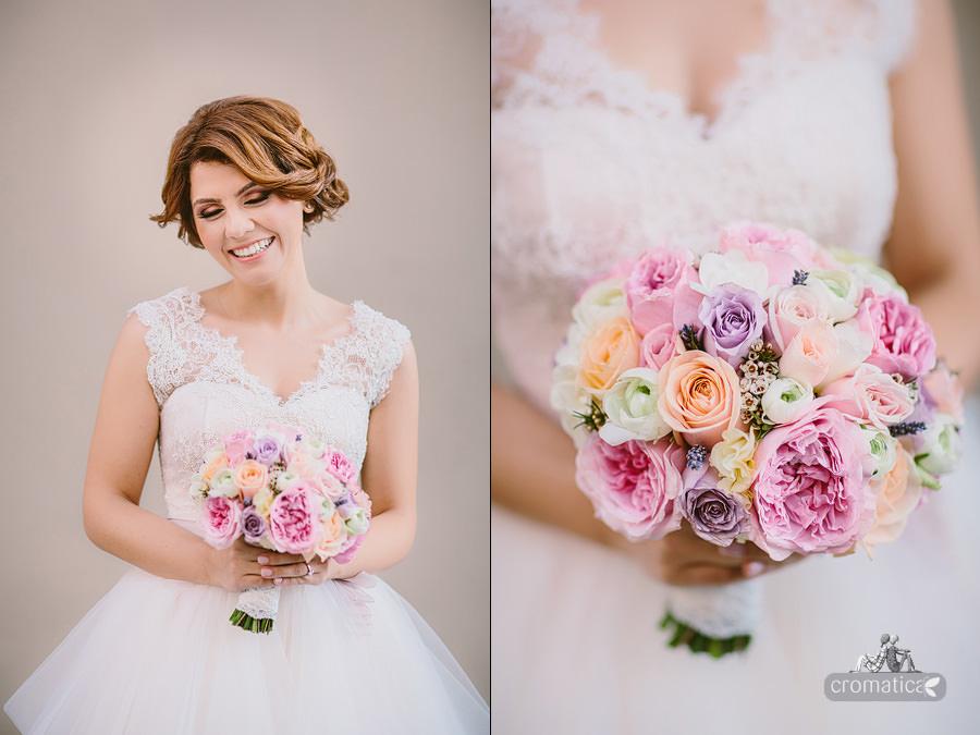 Alexandra + Bogdan - Fotografii nunta Bucuresti (22)