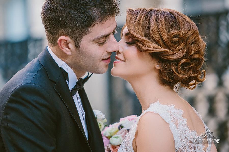 Alexandra + Bogdan - Fotografii nunta Bucuresti (25)