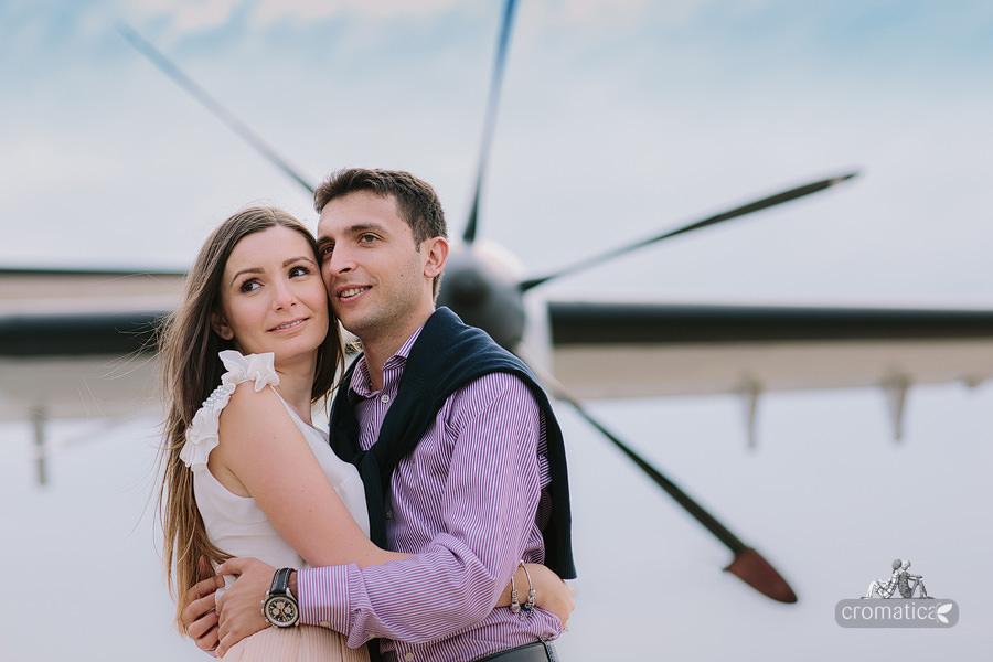Irina & Bogdan - Sedinta foto avioane (2)