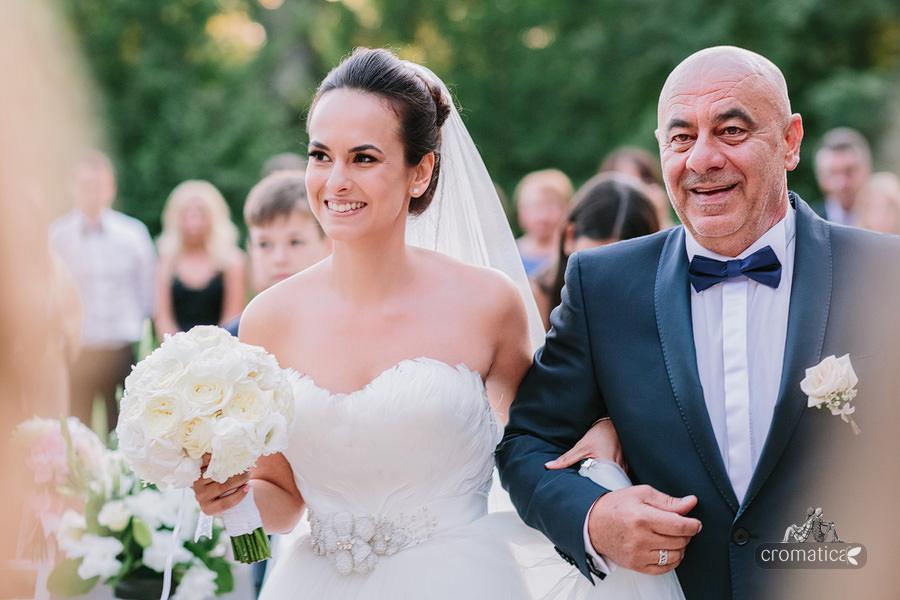 Alexandra & Andrei - fotografii nunta Palatul Stirbey (29)