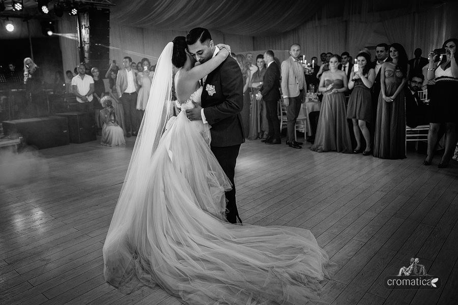 Alexandra & Andrei - fotografii nunta Palatul Stirbey (39)