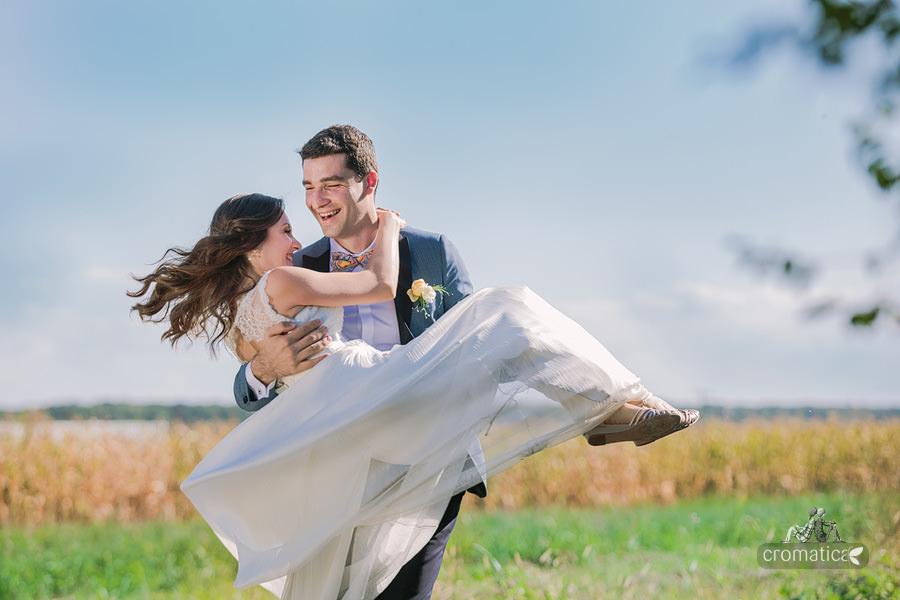 Adina & Valentin {Nunta la TreeHouse Lagoon} (1)