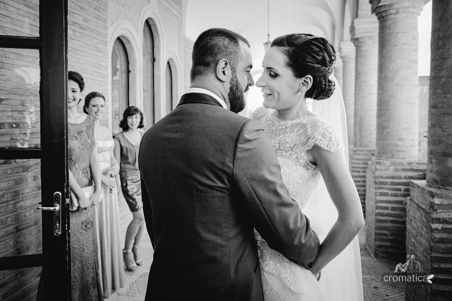 Iulia + Bogdan - Nunta la Palatul Mogosoaia (17)