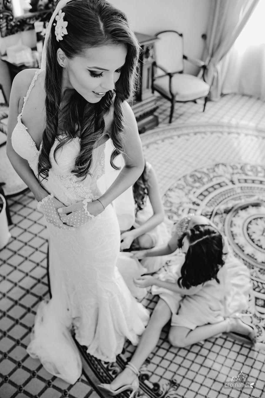 Andra + Vali - Fotografii nunta Palatul Stirbey (8)