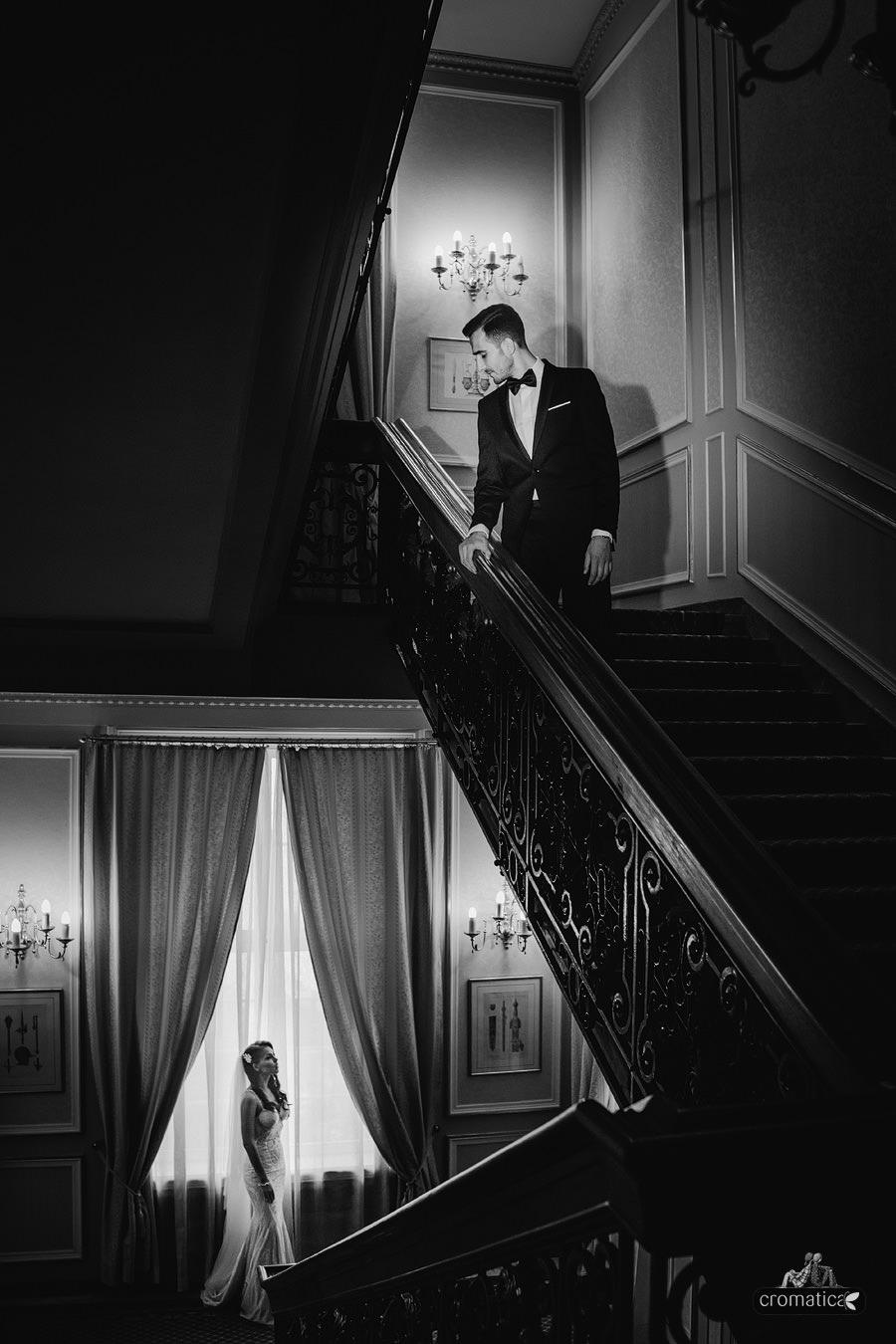 Andra + Vali - Fotografii nunta Palatul Stirbey (9)