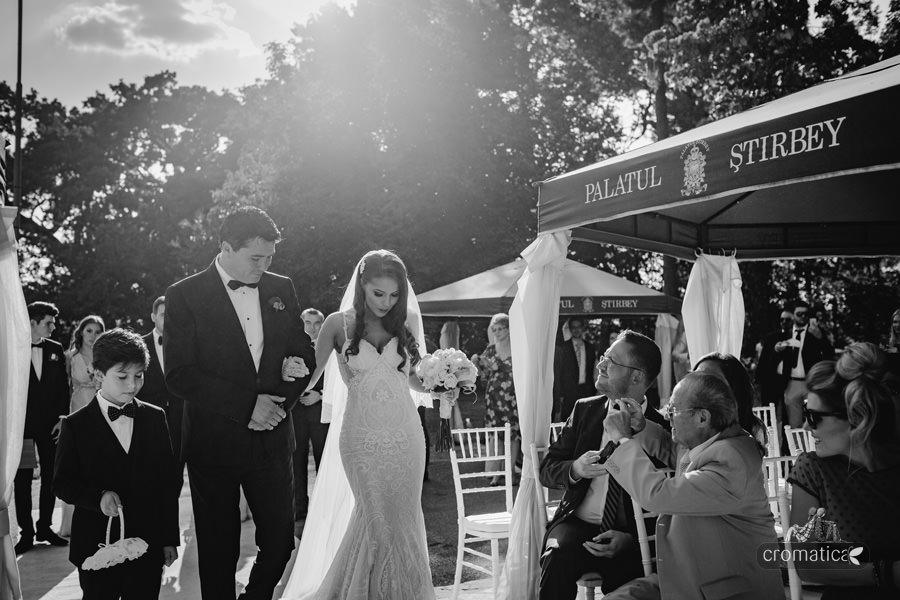 Andra + Vali - Fotografii nunta Palatul Stirbey (10)