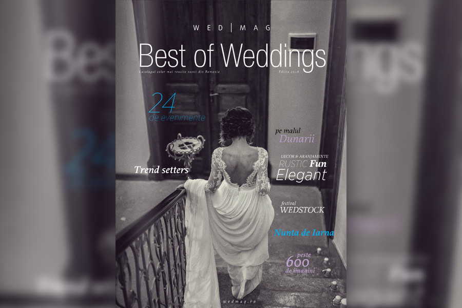 WEDMAG Best of Weddings {2016} (1)