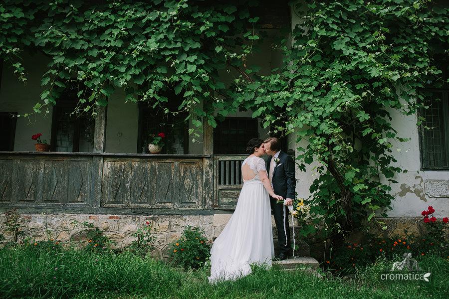 Andra & Michael - fotografii nuntă Conacul lui Maldăr (24)