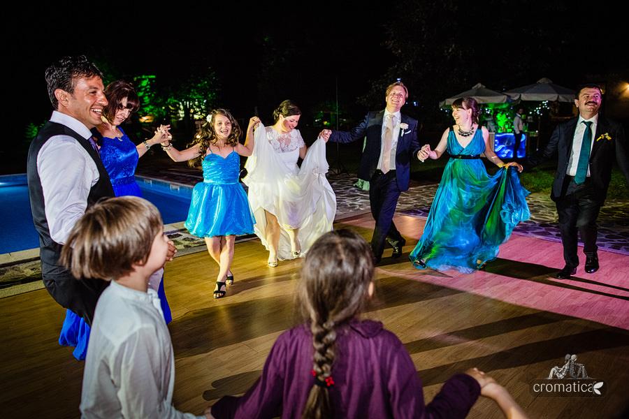 Andra & Michael - fotografii nuntă Conacul lui Maldăr (34)