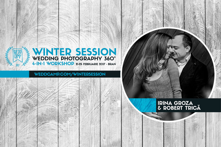 Workshop Cromatica - Wedd Camp Winter Session 2017