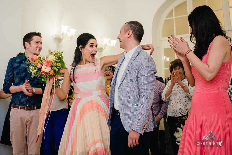 Ilinca & Cătălin {Nuntă la Clubul Diplomatic} (3)