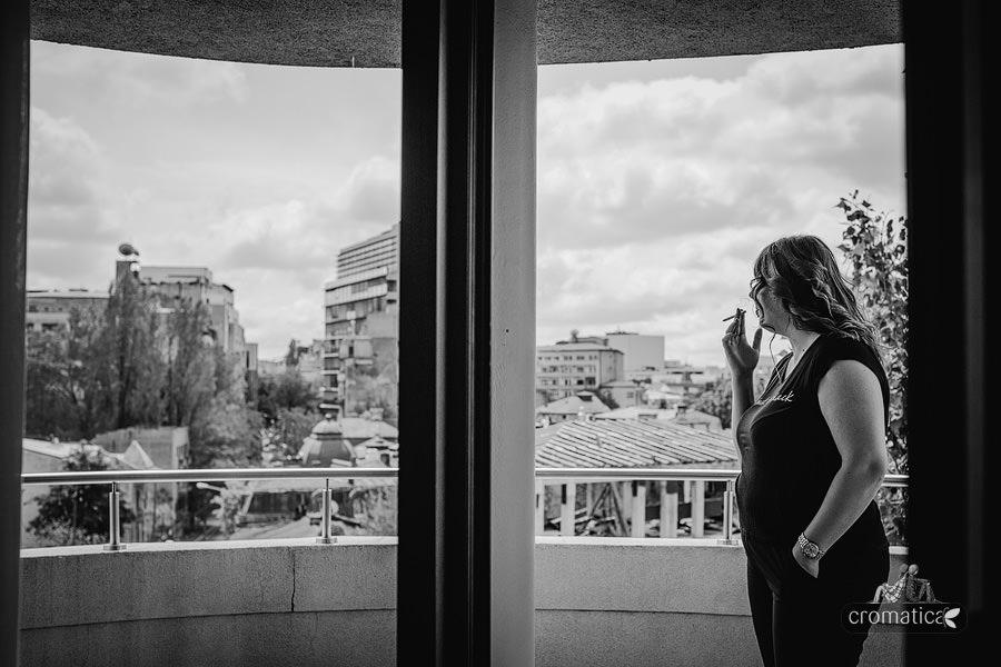 Ana & Cristi - fotografii nunta Salon du Mariage (5)