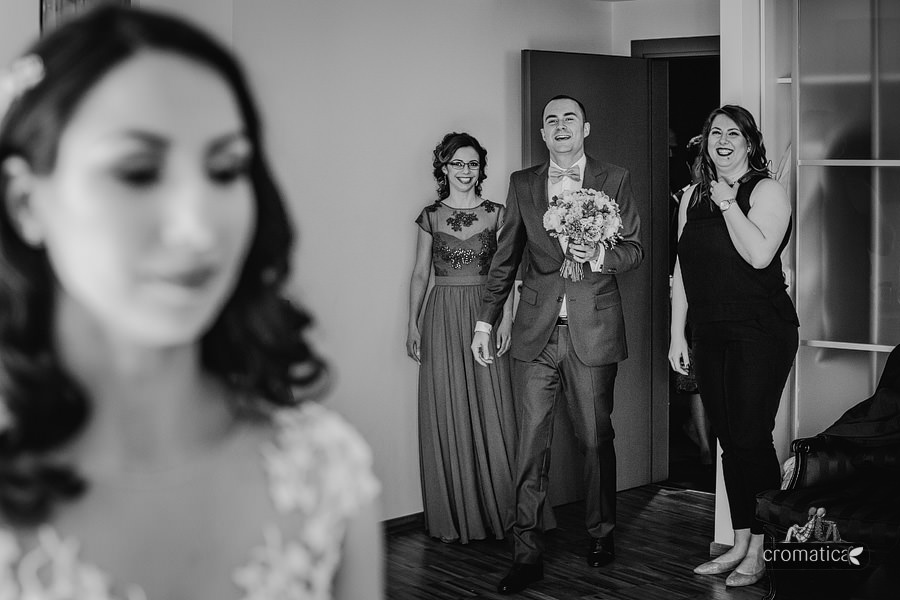 Ana & Cristi - fotografii nunta Salon du Mariage (16)