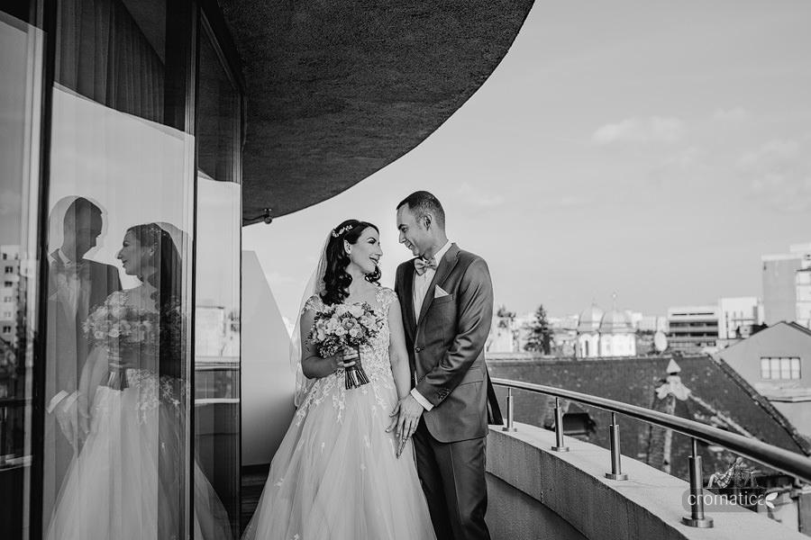 Ana & Cristi - fotografii nunta Salon du Mariage (18)
