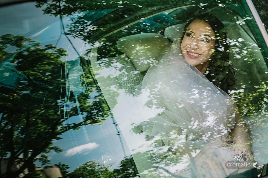Ana & Cristi - fotografii nunta Salon du Mariage (20)