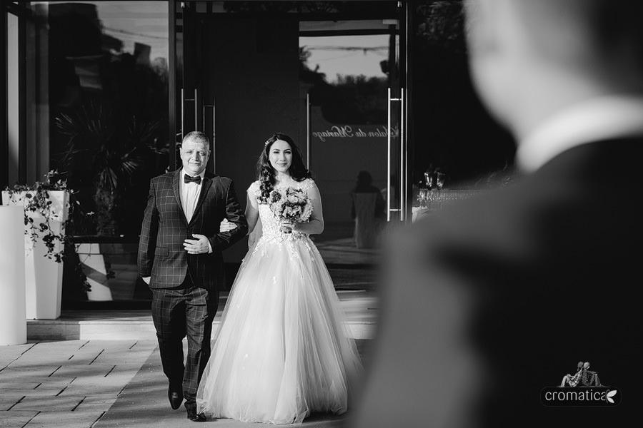 Ana & Cristi - fotografii nunta Salon du Mariage (25)