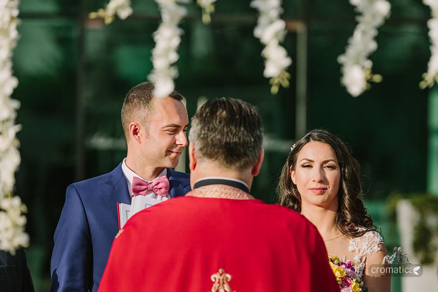 Ana & Cristi - fotografii nunta Salon du Mariage (26)