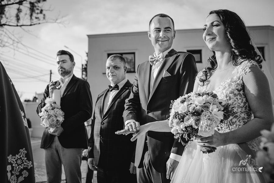 Ana & Cristi - fotografii nunta Salon du Mariage (27)