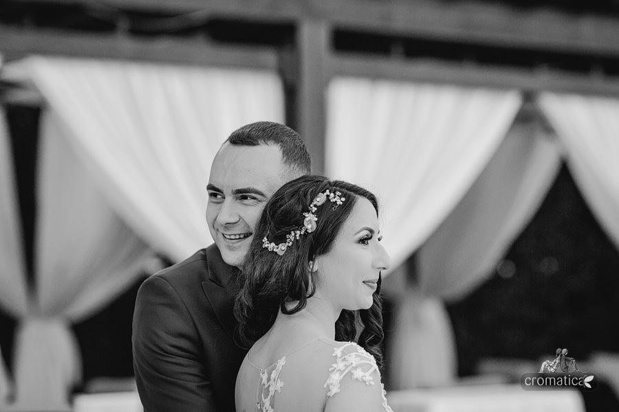 Ana & Cristi - fotografii nunta Salon du Mariage (29)