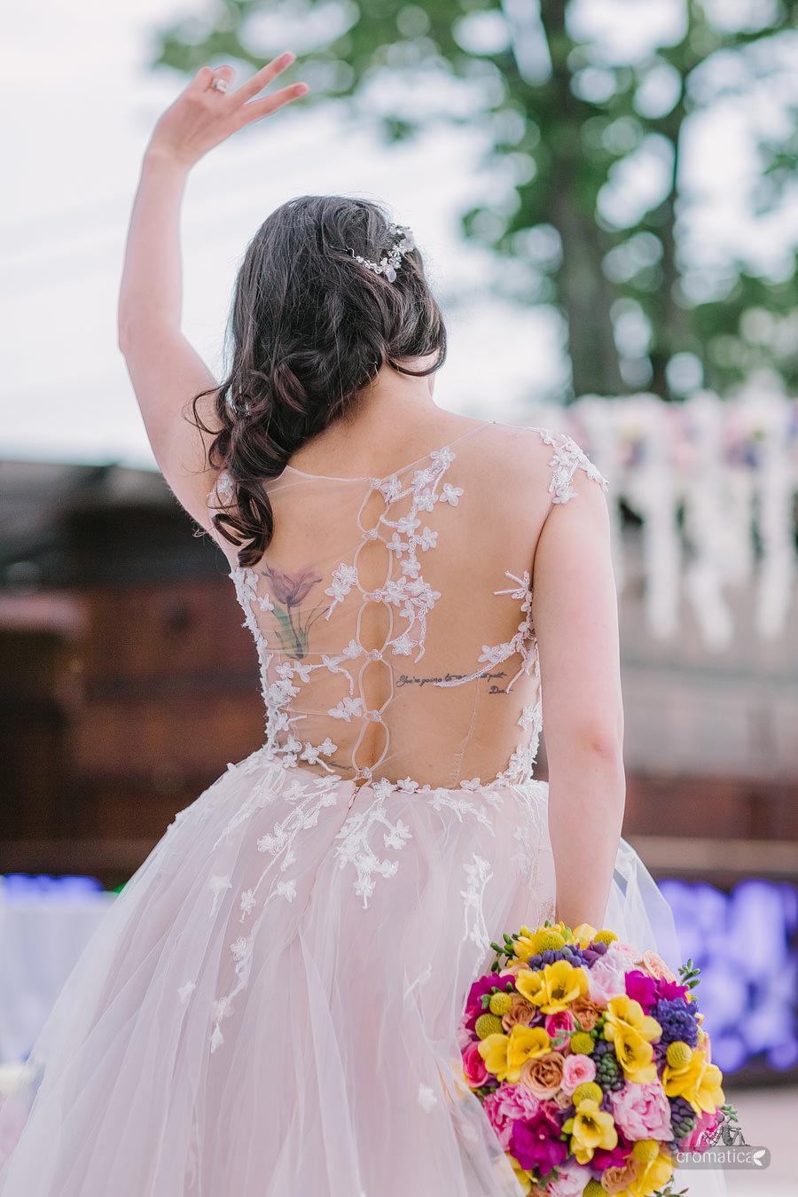 Ana & Cristi - fotografii nunta Salon du Mariage (30)
