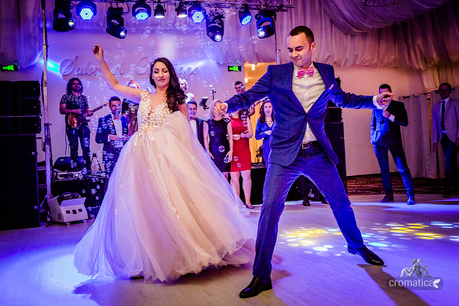 Ana & Cristi - fotografii nunta Salon du Mariage (31)