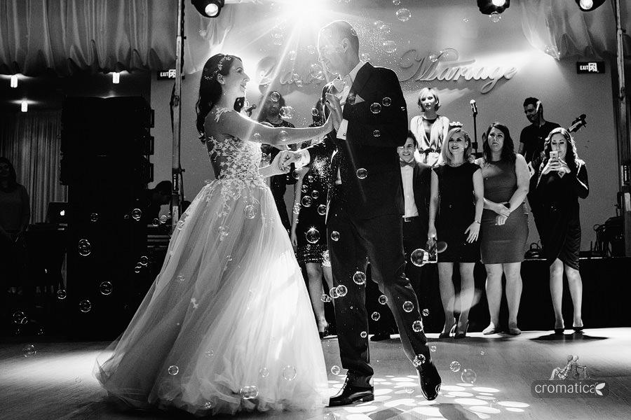 Ana & Cristi - fotografii nunta Salon du Mariage (32)