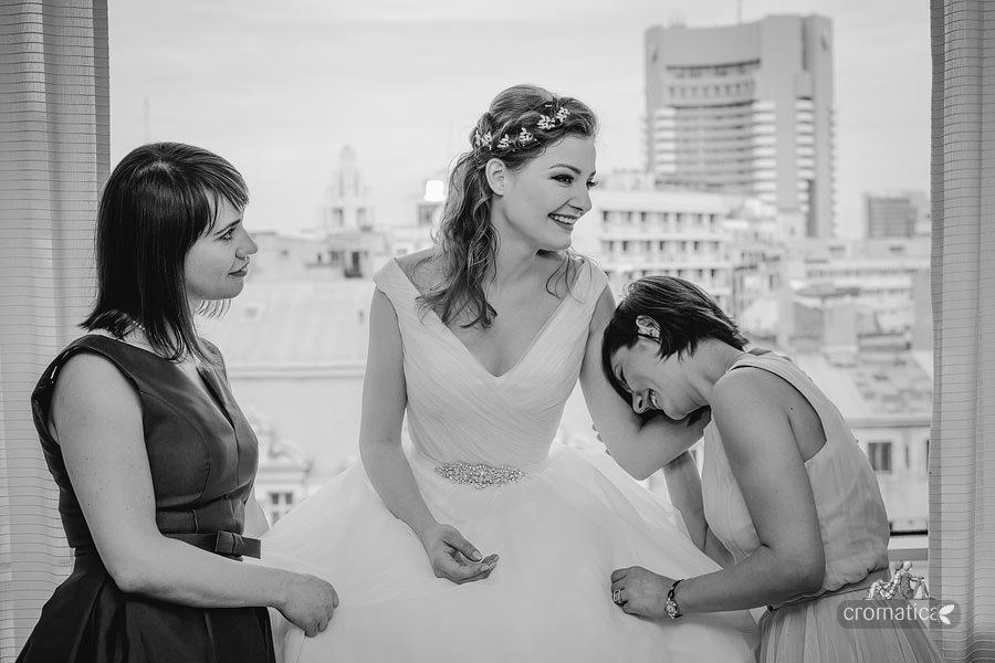 Sabina & Teo - fotografii nunta Bucuresti (11)